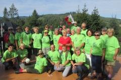 Beskid Śląski (Wisła) – 7-13 sierpnia 2016