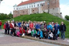 Lublin - Sandomierz - Zamość - Kazimierz Dolny - Nałęczów - Kozłówka 15-18 maja 2015
