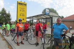 Rajd rowerowy - 18 lipca 2015