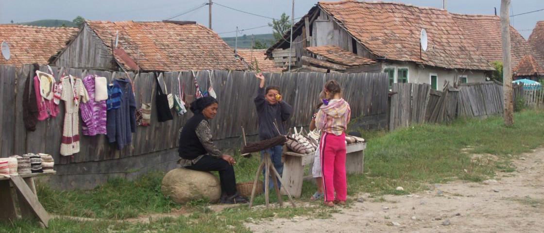 Mieszkańcy-Viscri